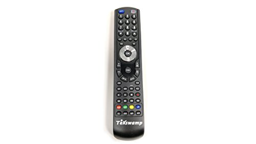 Price comparison product image Tekswamp TV Remote Control for Panasonic TC-P50G20