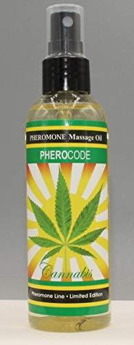 Best Massage Öl Wild Dance 100ml Sinnliche Aphrodisiakum Cannabis Pheromone
