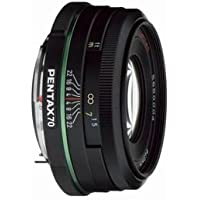 Pentax DA 70mm f/2.4 Limited Edition Silver