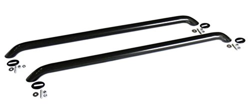 Truck Bed Rails Black Powder - 3