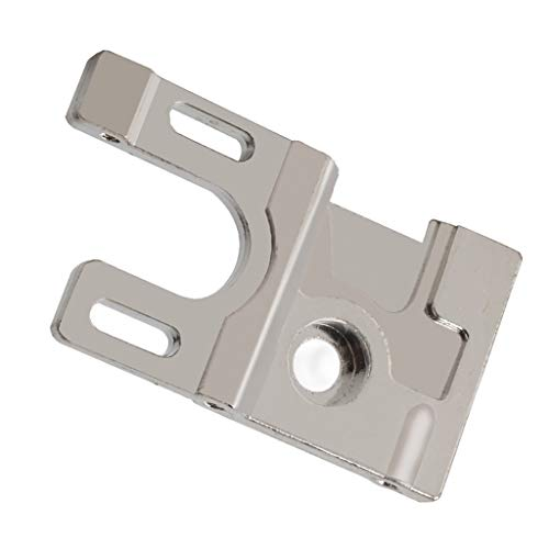 TANGON Aluminum Alloy HSP 03007 Motors Mounting Mount Seat , Gearbox Fixed Bracket Holder for 1:10 RC Car Buggy Truck On-Road 94107 94115 94124 94112 94170 Model