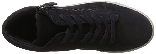 Gabor Comfort Basic, Scarpe Stringate Derby Donna Blu (36 Nightblue Micro)