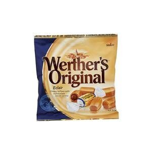 Werthers Original Eclair Toffees with a Chocolate Cream...