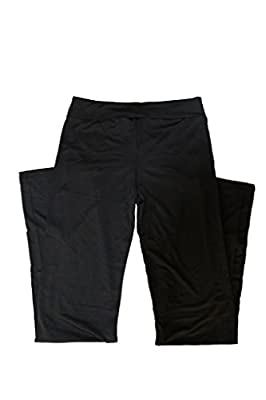Necessity women's bootleg yoga pants godd for all fitness activities