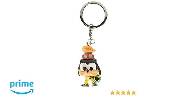 Kingdom Hearts Kingdom Hearts-13136 Llavero Goofy (Funko 13136