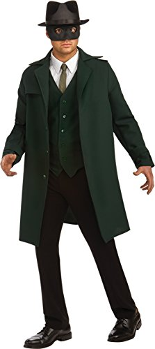 with Green Hornet Costumes design