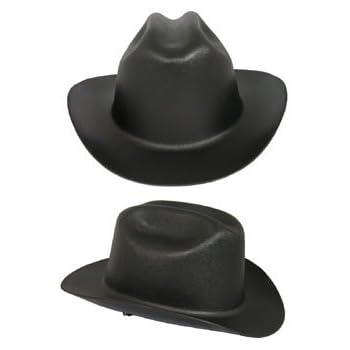 Jackson Safety Black Cowboy Hard Hat - 4-Point Suspension - Ratchet  Adjustment - 17330  PRICE is per EACH  0b76c323d27