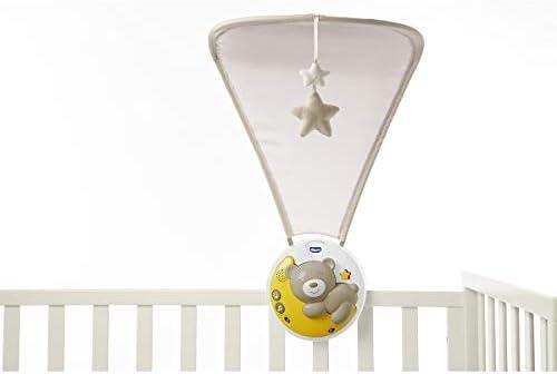Chicco Carillon Proiettore Next2Moon, Neutra, 0 mesi +