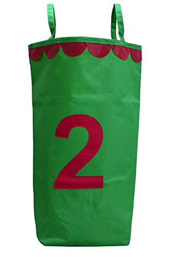 VNOM Potato Sack Race Bags, Perfect Outdoor Games for Birthday Party Class Family Reunions for Kids & Adults|24.5