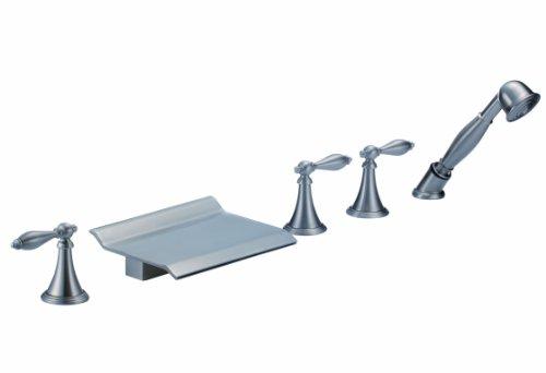 Roman Style Bathtub Faucet - 6