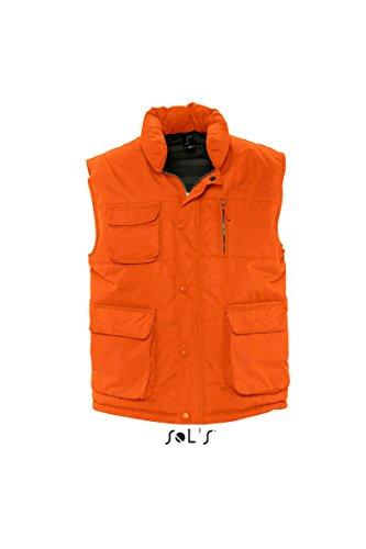 SOL´S - Viper Bodywarmer XXL,Orange