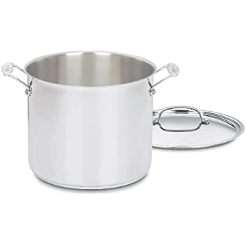 Cuisinart 766-26 Chef's Classic 12-Quart Stockpot with Cover