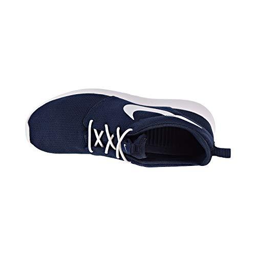 V à Nike col courtes pour et manches imprimé shirt femme Obsidienne en Blanc xqHwnH6T8E