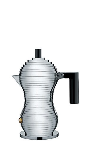 Casting Top Cup : Alessi mdl b pulcina stove top espresso cup coffee