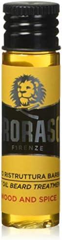 Proraso Baard Hot Oil Treatment 17 Ml 4 Stuk