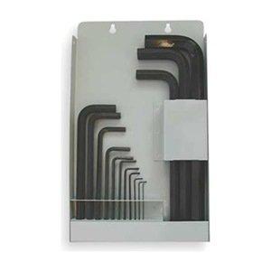 Hex Key Set, 0.900 - 17mm, L-Shaped, Long