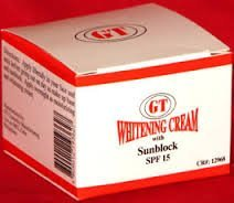 Price comparison product image GT COSMETICS PHILIPPINES WHITENING CREAM WITH SPF 15 15 GRAMS