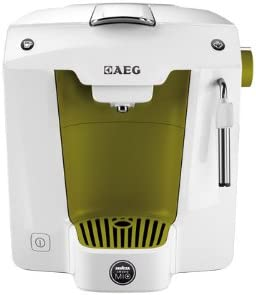 AEG Favola LM 5100GR Lavazza A Modo Mio - Cafetera de monodosis ...
