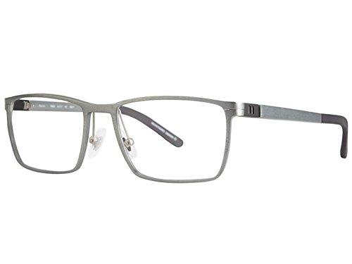 OGA MOREL Eyeglasses France Skarp ALUMINIUM 7935 7935O (grey aluminium, one color)