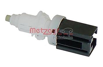 Metzger 0911023 Conmutador, accionamiento embrague (gestión motor): Amazon.es: Coche y moto