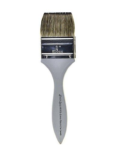 Dynasty Faux Squirrel Brushes 2 in. super wash by Dynasty
