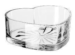Libbey Heart Bowl Set of 3