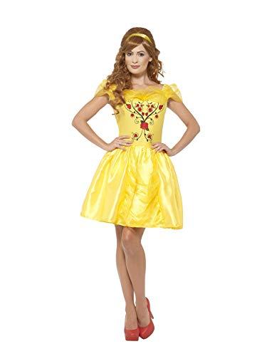 Enchanting Belle Adult Womens Costumes - Smiffys Enchanting Beauty