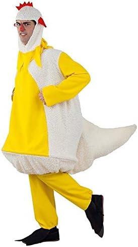 DISBACANAL Disfraz de Pollo Adulto - -, XL: Amazon.es: Juguetes y ...