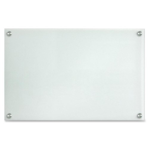 Lorell Glass Dry-Erase Board, 24