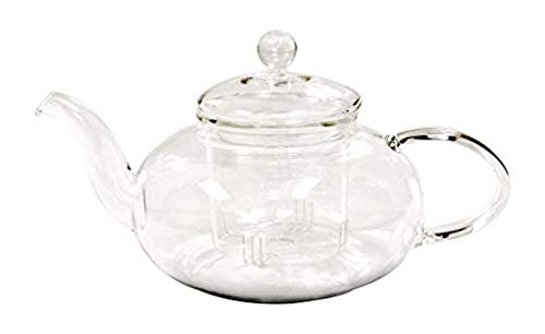 Par Avion Fairy Bomb Tea and Glass Tea Pot