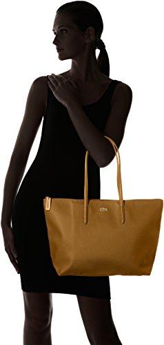 Golden Lacoste Concept bandoulière Marron L1212 Brown Sacs nrr5xXHq