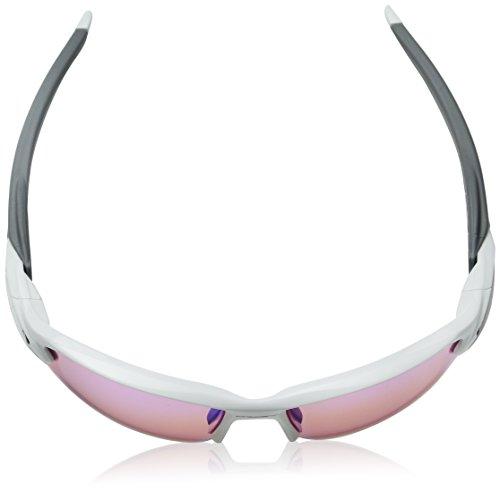FLAK OO9295 Oakley Sonnenbrille White Polished 0 2 7qwB4wP8