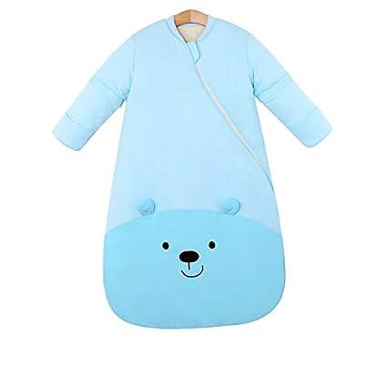 Bella Saco De Dormir Baby, Acolchado, Otoño E Invierno, Sección Gruesa, Espesante