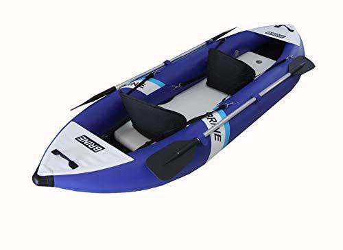 Brine Marine Inflatable Kayak 2 Person Super Stable