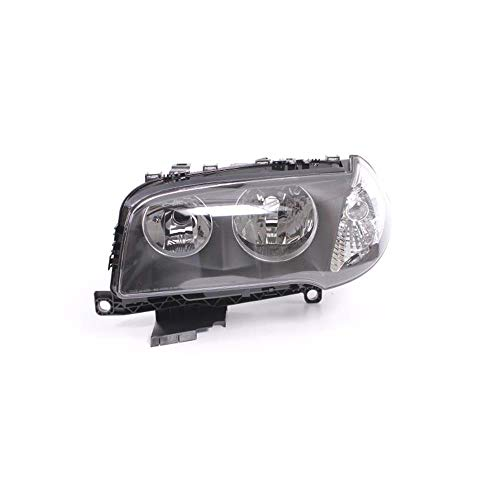 Left Passenger Side Headlamp Front Head Light (With Clear Indicator Lamp Electric + Motor Suv Models):