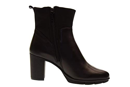 The Bottines Femme à Talon Flexx 11 Sidney D7013 Black Chaussures CCw1xFTq