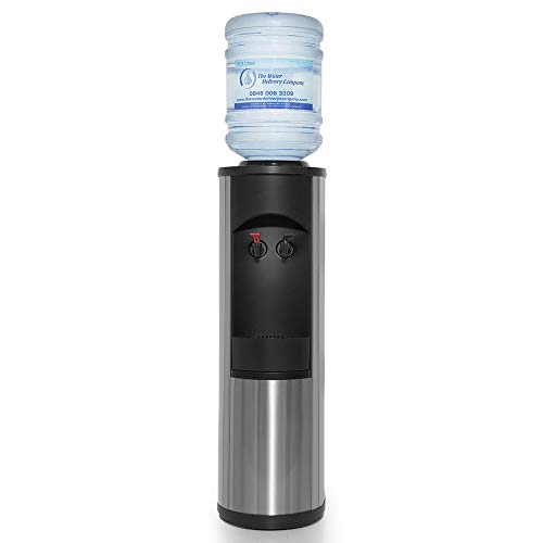 Apex Hot & Cold Water Cooler Dispenser by Hydrate Direct | Floor-Standing...