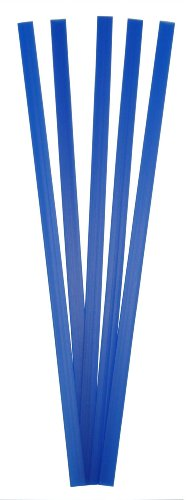 Polypropylene (PP) Plastic Welding Rod, 3/8 in. x 1/16 in. Ribbon, 5 ft, Blue