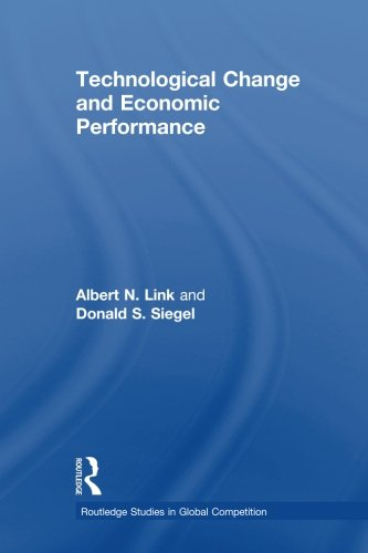 Books : Technological Change and Economic Performance