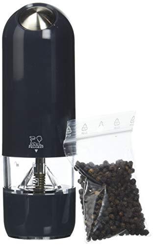 - Peugeot Alaska Electric Pepper Mill, 7-Inch, Quartz