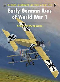 Aircraft of the Aces Early German Aces of WWI Osprey Books