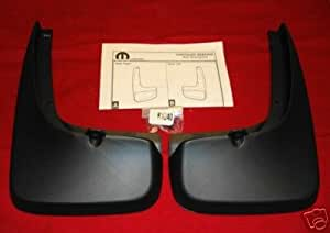 OEM Chrysler Sebring Convertible Rear Mud Flaps Splash Guards 82210968