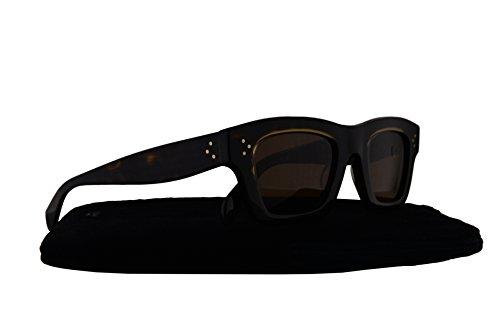2a4276231f8 Celine CL41396 S Sunglasses Havana w Brown Lens T7FA6 CL - Celine Original  Sunglasses