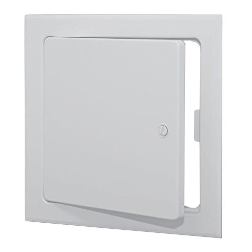 Acudor - UF-5500 Series (Z92424SCWH) 24x24 Universal Flush Mount Access Door w/Slot Screwdriver Operated cam Latch