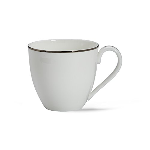 Lenox Continental Dining Platinum Bone China Cup by Lenox