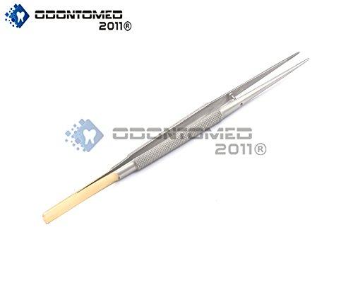 - OdontoMed2011 T/C CASTROVIEJO MICRO TYING FORCEPS 7