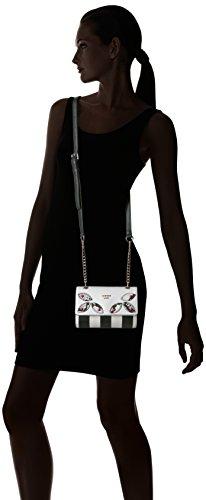 H 3 bandoulière 5x17 Hwst6960780 5 Black W cm Stripe Sacs Multicolore 5x12 Multicolore Guess Black femme Stripe L x B0HE6xx