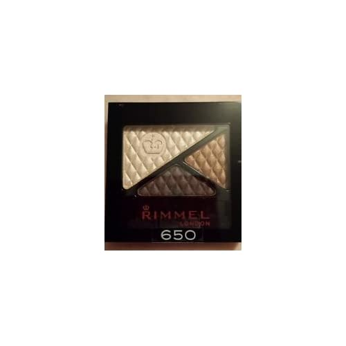 New Rimmel Glam'Eyes Eye Shadow Trio 650 Summer Chic