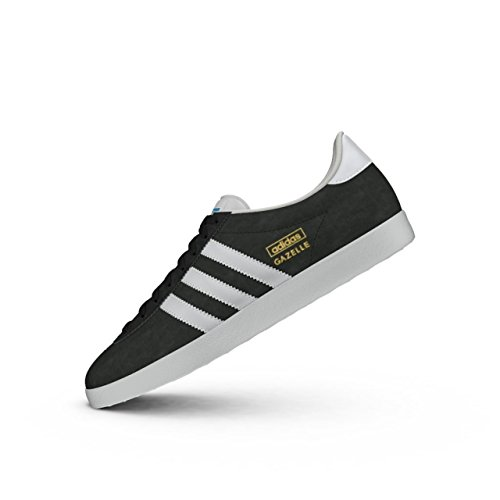 Og Adulto Grey Unisex dark Solid Dgh ftwr Grey Adidas Gazelle White Sneakers gOqxgaB