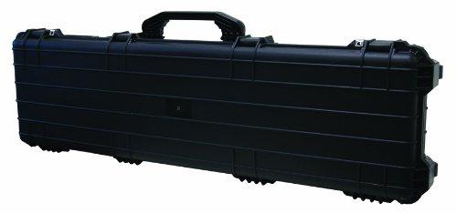 T.Z. Case International CB053 B 53 x 15 x 6 1/2-Inch Molded Utility Case with Wheels, Black by T.Z. Case International (Image #1)